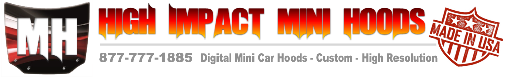 Mini Car Hoods | MiniHoods.com