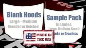 Blank Hoods