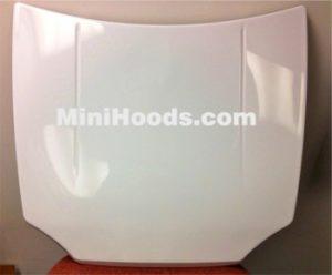 Blank Mini Hoods | MiniHoods.com