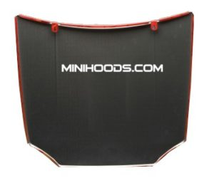 Custom Metal Mini Car Hoods With Graphics