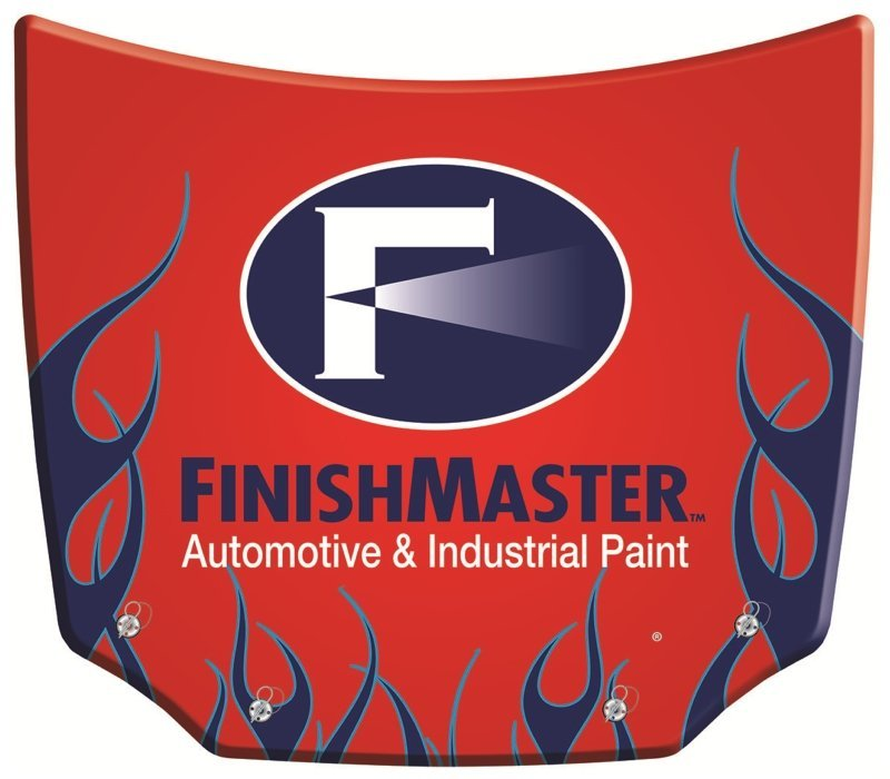 Finishmaster Mini Car Hoods
