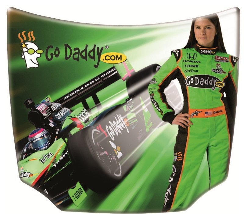 Go Daddy Mini Car Hoods