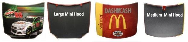 Mini hood graphics