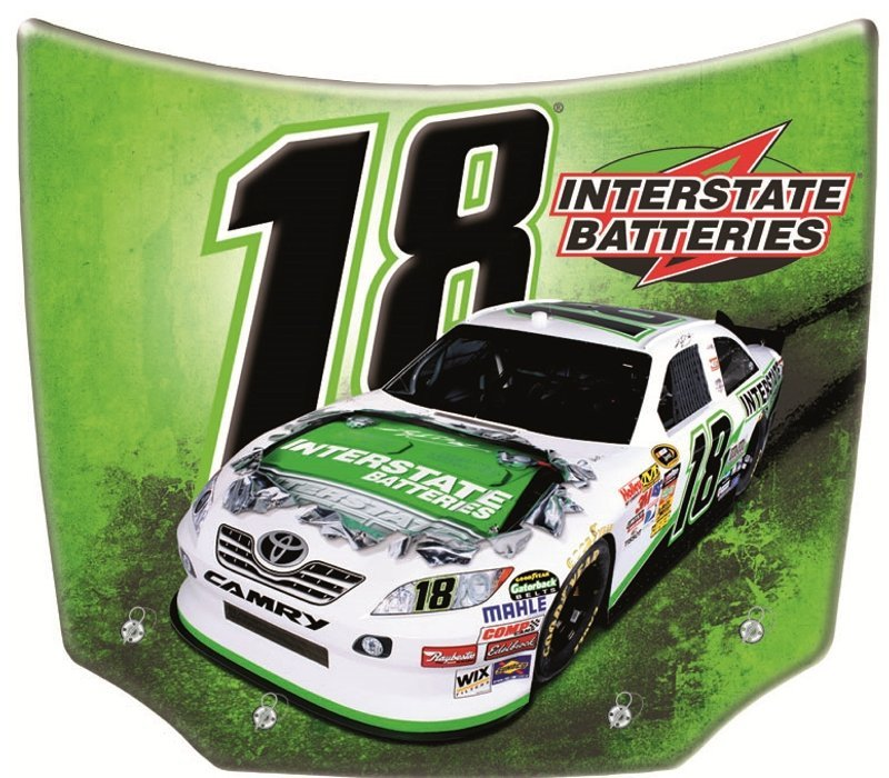 Interstate Batteries Custom Mini Car Hoods