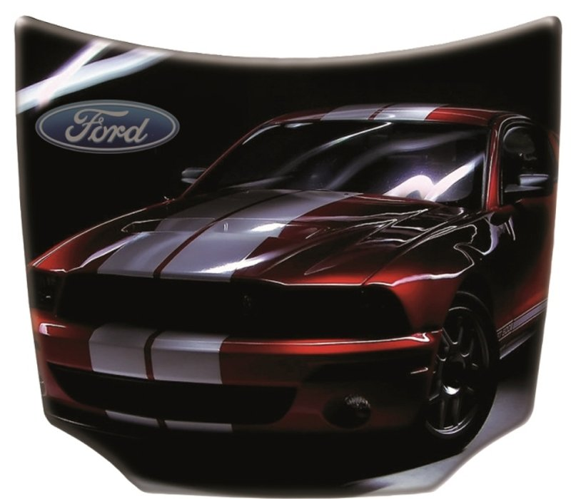 Mustang Custom Mini Car Hoods