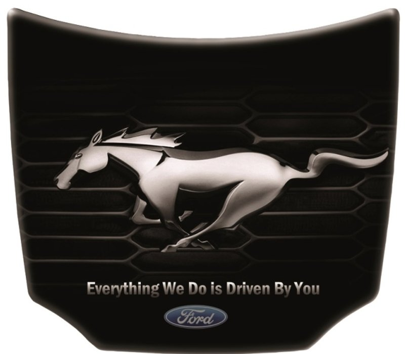 Ford Mustang Custom Mini Car Hoods