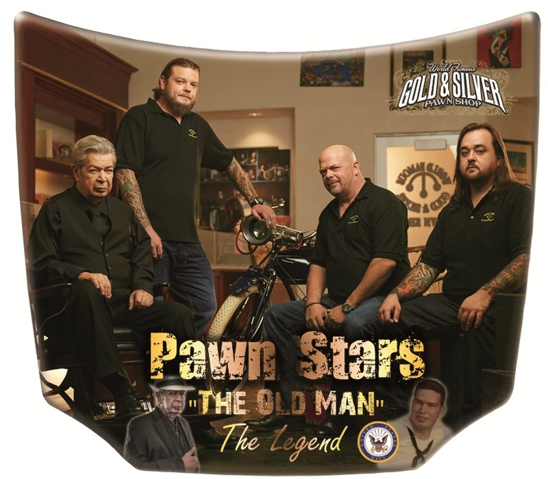 Pawn Stars Replica Mini Car Hoods – MiniHoods.com