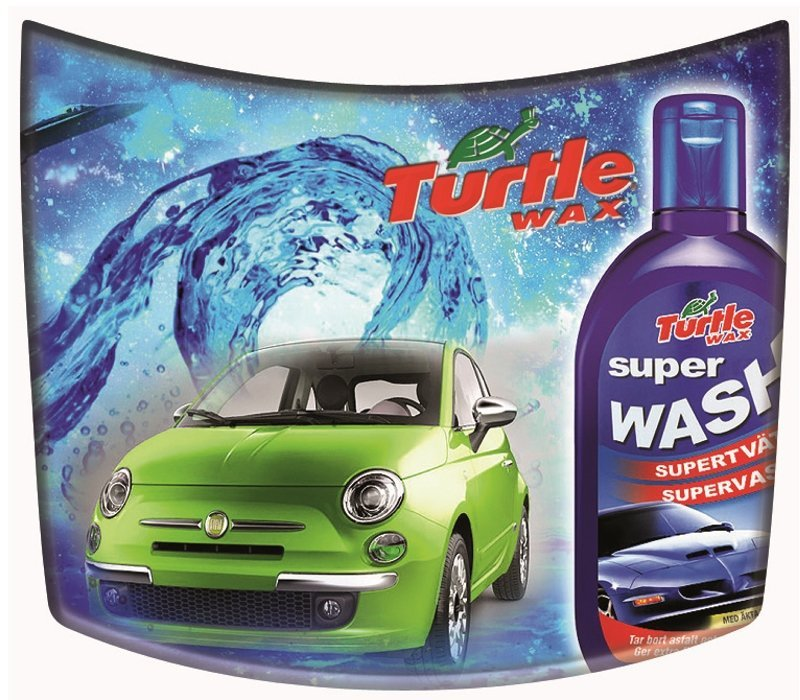 Turtle Wax Replica Mini Car Hoods – MiniHoods.com
