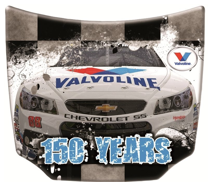 valvoline-Replica Mini Car Hoods – MiniHoods.com